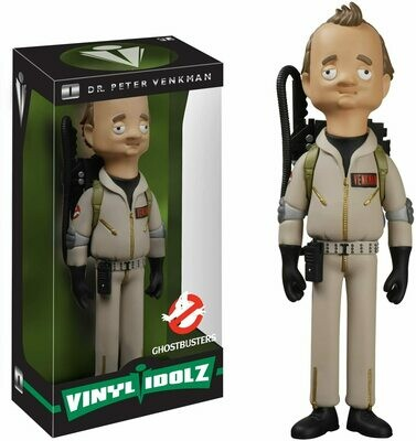 Funko Vinyl Idolz Ghostbusters - Dr. Peter Venkman Action Figure Collectible Toy