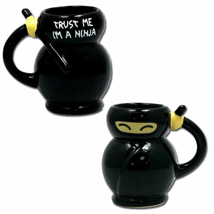 The Ninja Coffee Mug