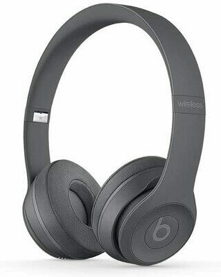 Beats Solo3 Wireless On-Ear Headphones - Neighborhood Collection - Asphalt Gray