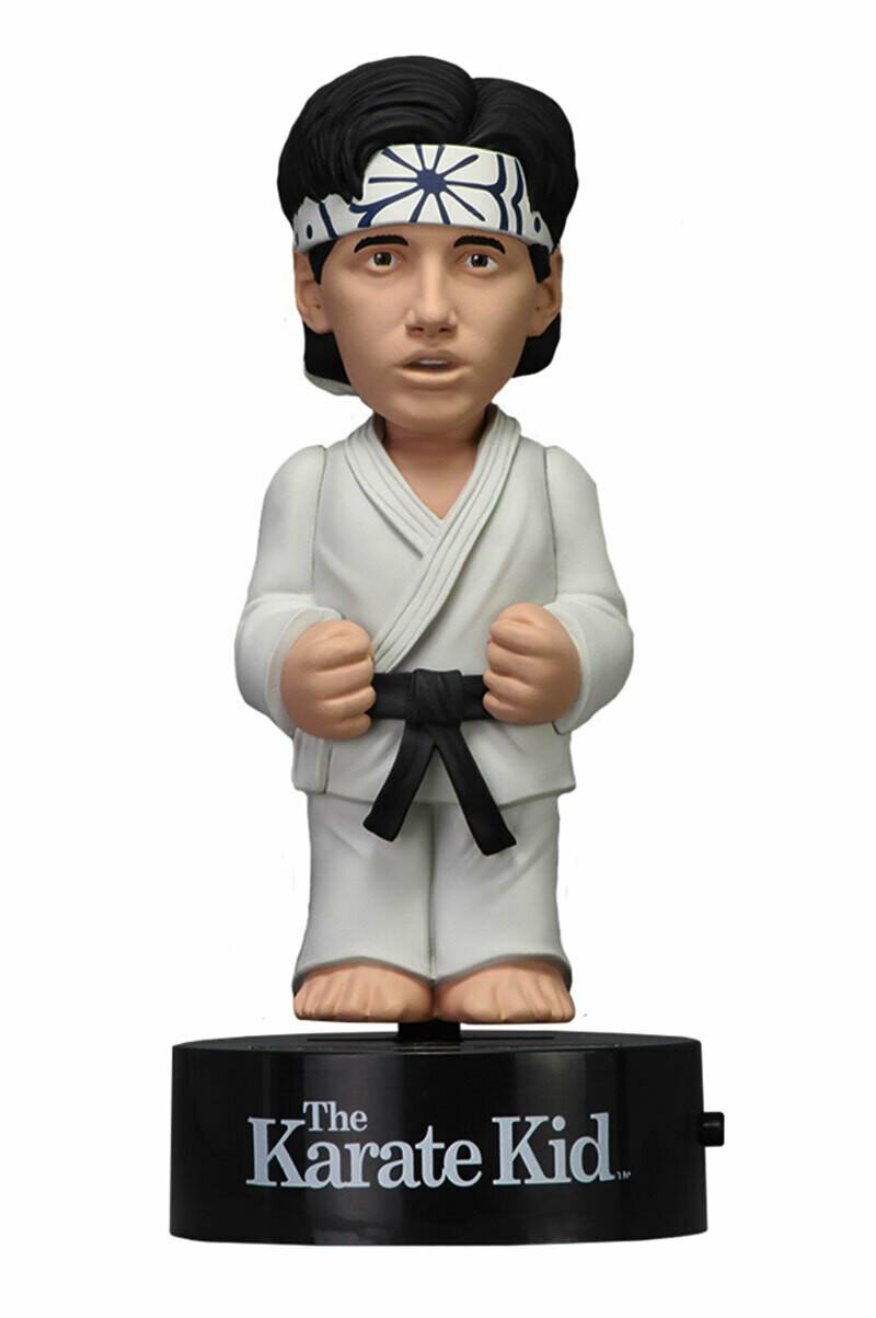 The Karate Kid - Daniel Solar Powered