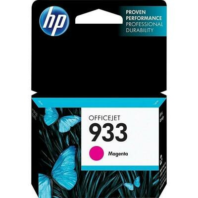 HP 933 Magenta Original Ink Cartridge