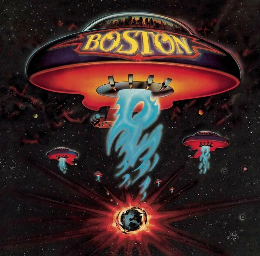Boston: Boston (CD) New