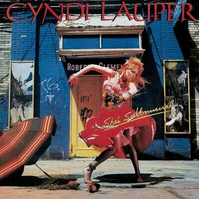 Cyndi Lauper: She's So Unusual (Remastered) (CD)