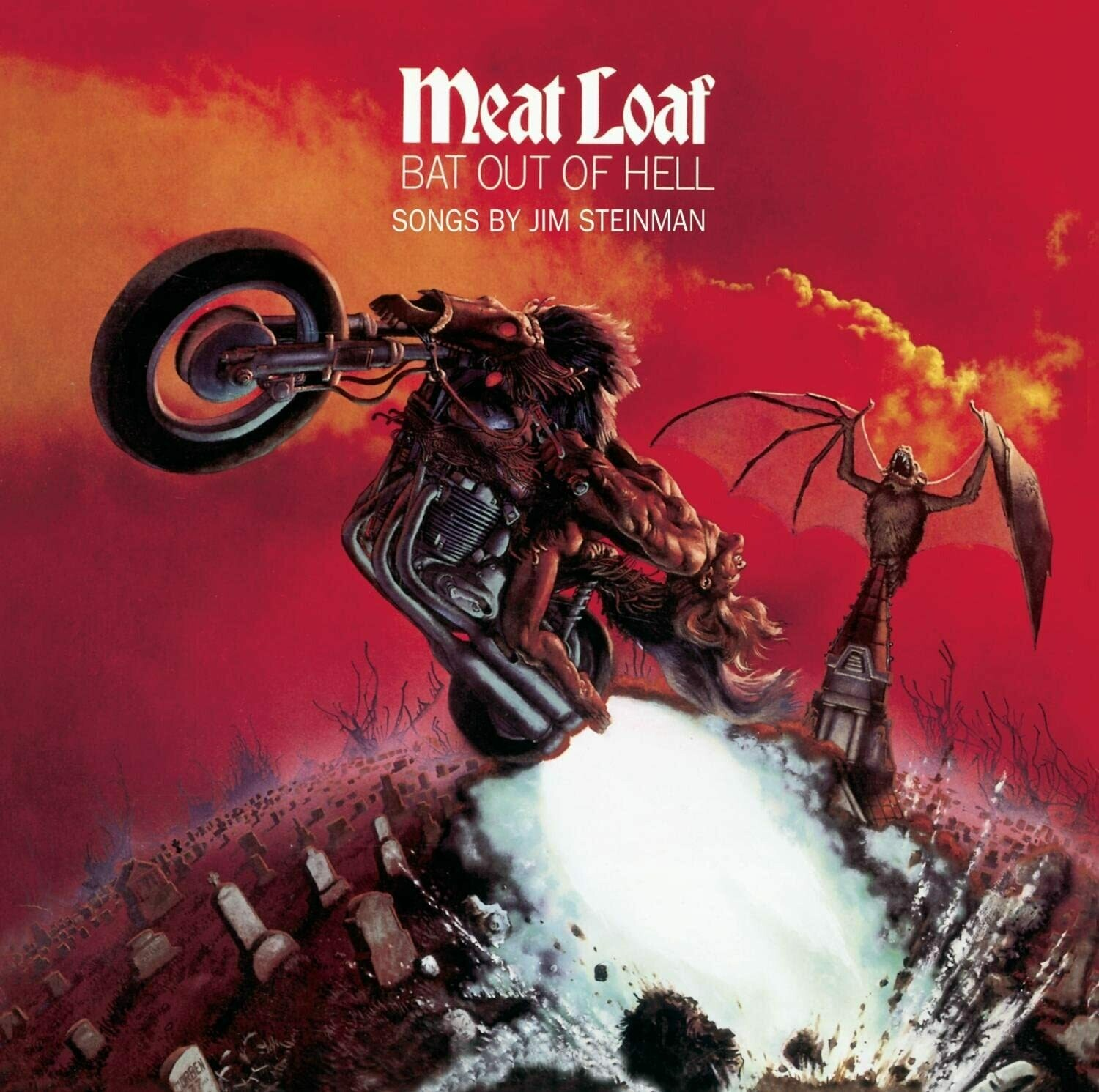 Meat Loaf: Bat Out Of Hell (Remastered) (CD)