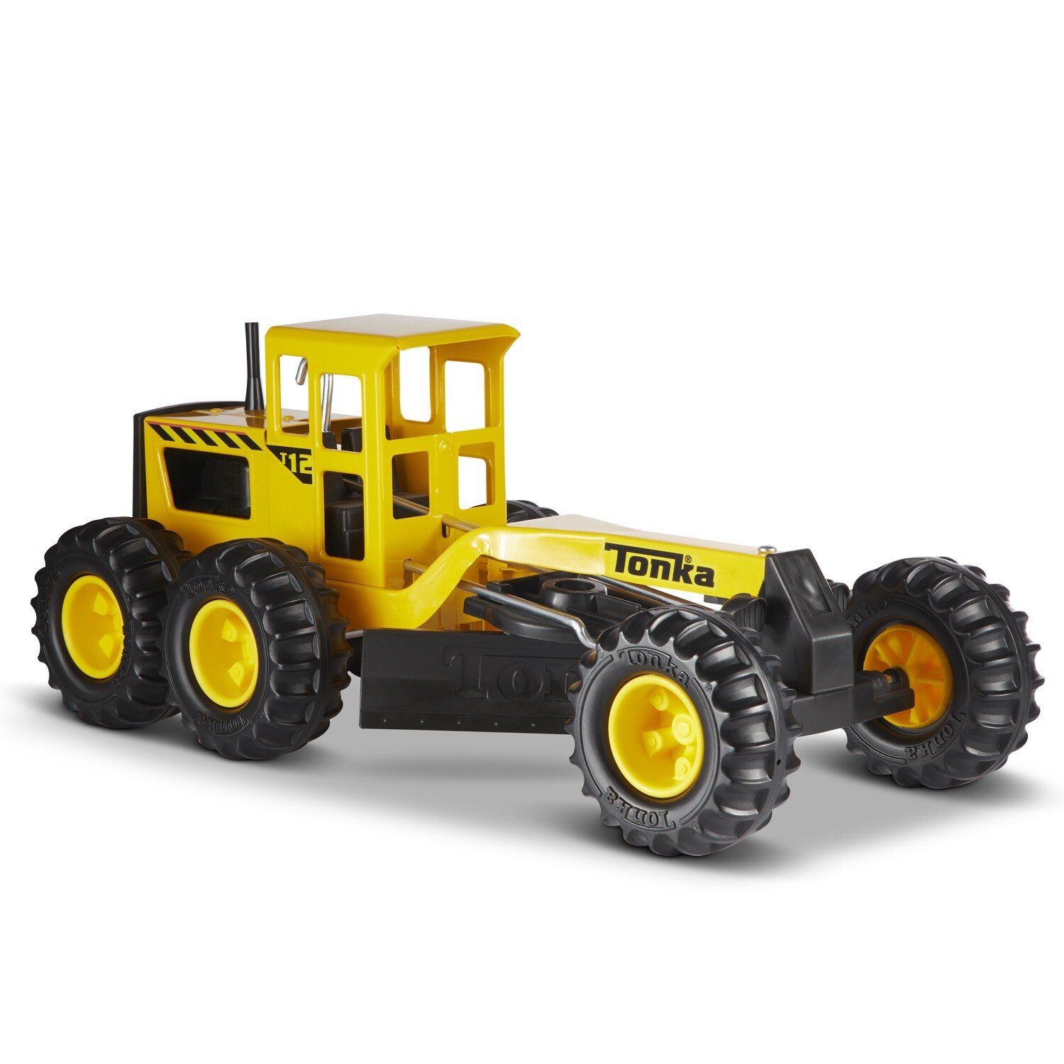 Funrise Toy Tonka Classic Steel Tough Grader (Collector's Item)