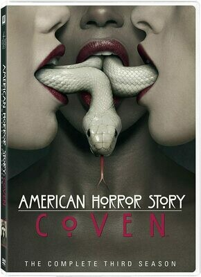 American Horror Story Season Three (7 day rental)