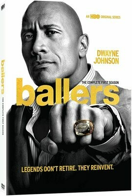 Ballers: Season One (7 day rental)
