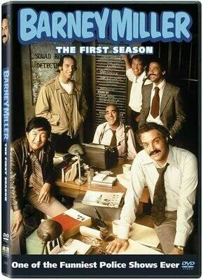 Barney Miller Season One (7 day rental)