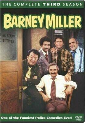 Barney Miller Season Three (7 day rental)
