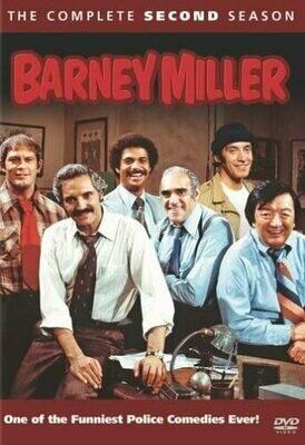 Barney Miller Season Two (7 day rental)
