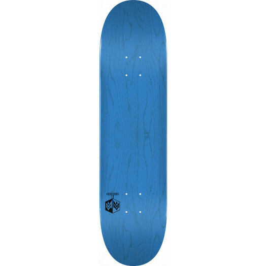 Mini Logo Deck 8.25 Blue