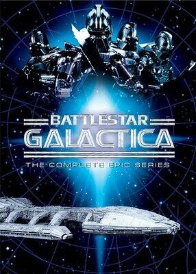 Battlestar Galactica TV Series (1978) (7 day rental)