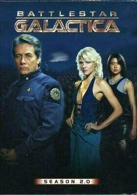 Battlestar Galactica Season Two (7 day rental)