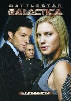 Battlestar Galactica Season Four (7 day rental)