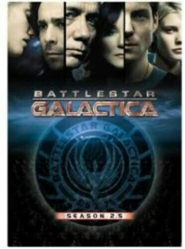 Battlestar Galactica Season 2.5 (7 day rental)