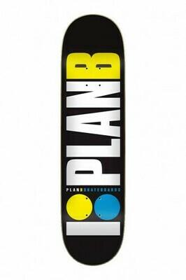 Plan B skateboard deck 8.0 Paul Schmidt