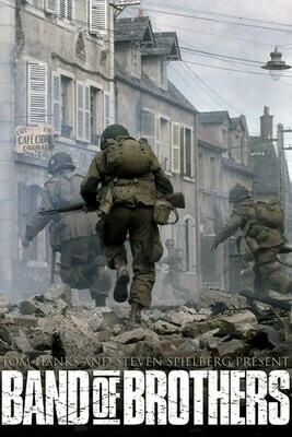 Band Of Brothers Mini-Series (7 day rental)