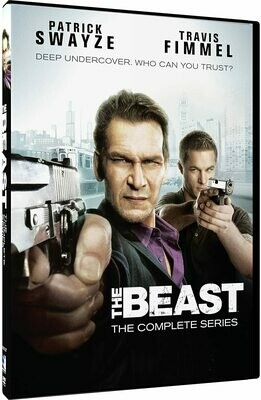 The Beast Complete TV Series (7 day rental)
