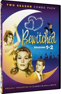 Bewitched Seasons 1 & 2 (7 day rental)
