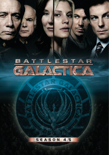 Battlestar Galactica season 4.5 (7 day rental)
