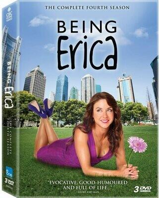 Being Erica Season Four (7 day rental)
