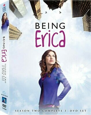 Being Erica Season Two (7 day rental)