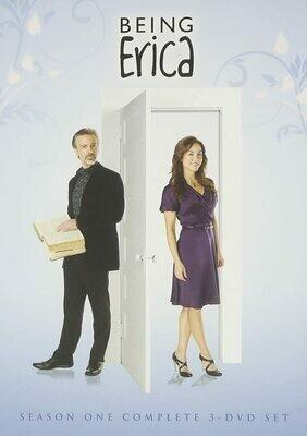Being Erica Season One (7 day rental)