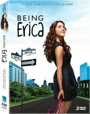 Being Erica Season Three (7 day rental)