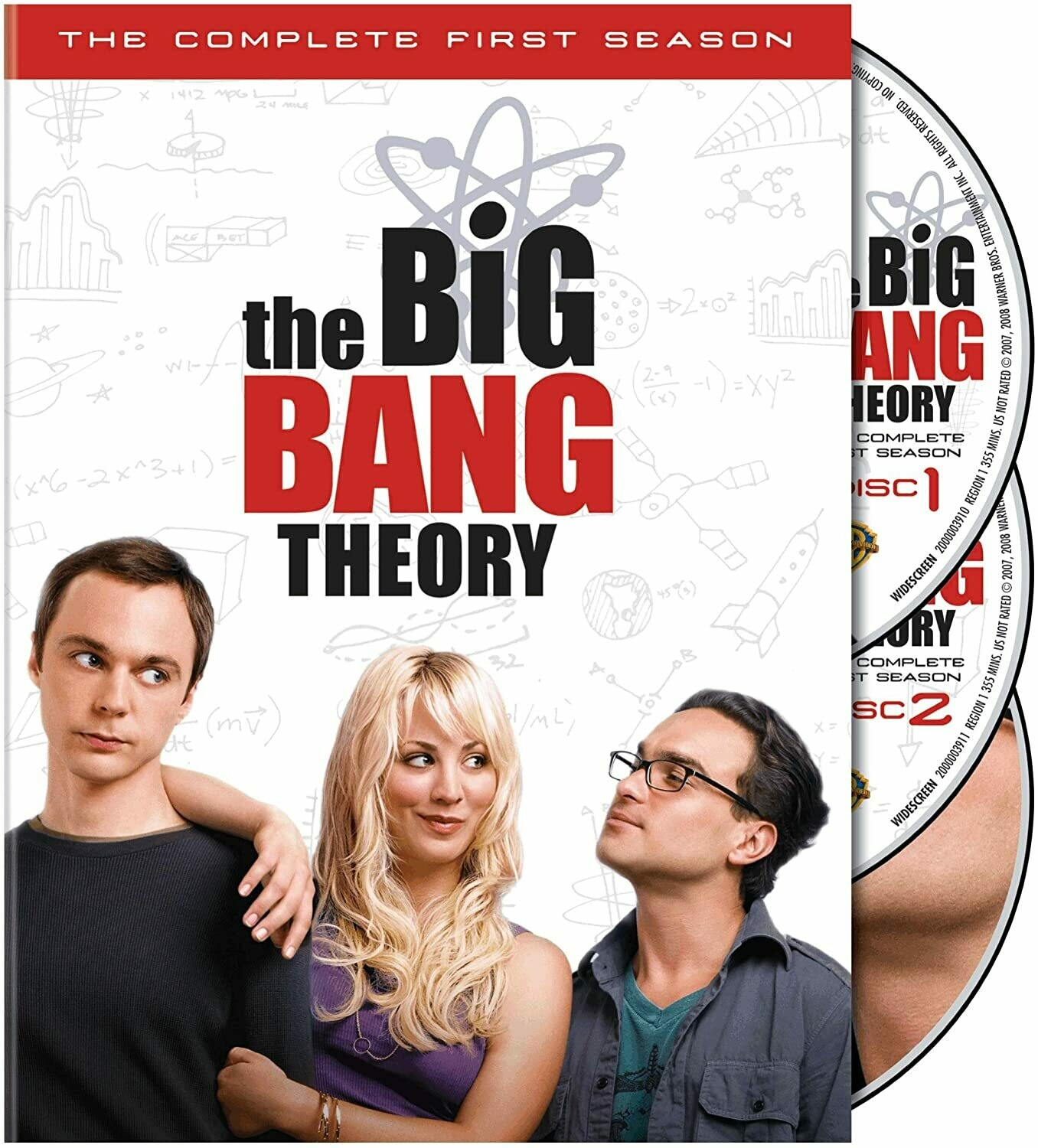 Big Bang Theory Season One (7day rental)