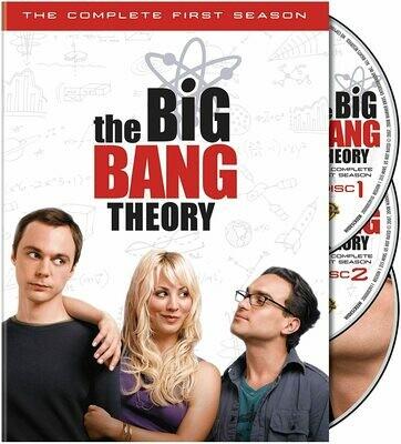 Big Bang Theory Season One (7day rental)