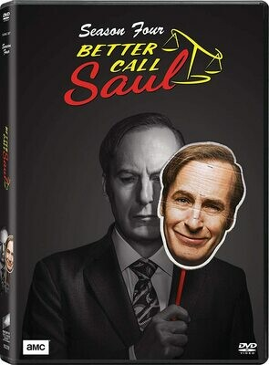 Better Call Saul Season Four (7 day rental)