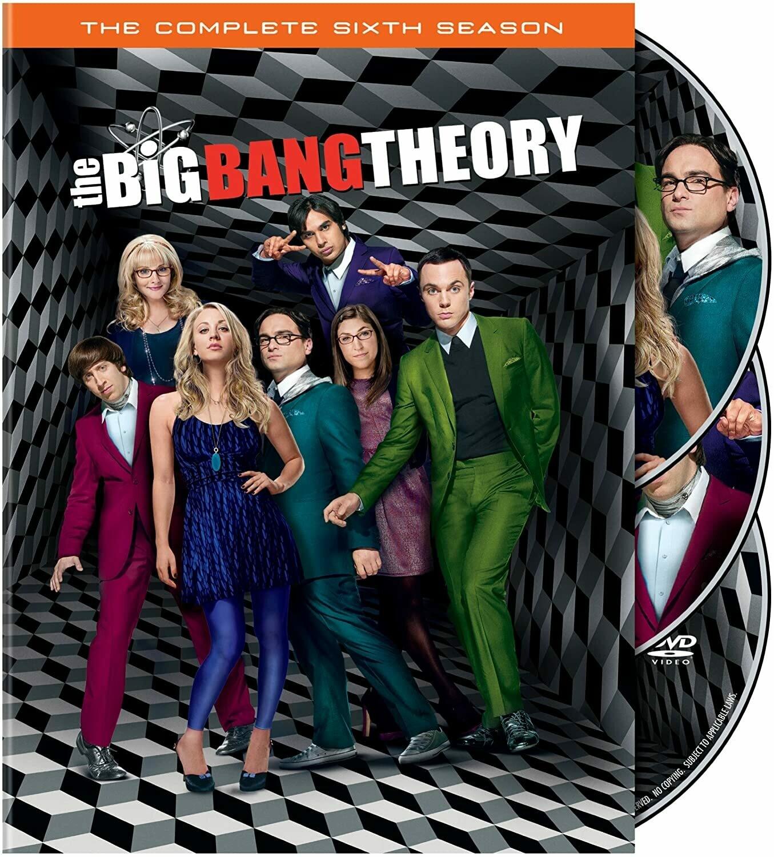 Big Bang Theory Season Six (7 day rental)