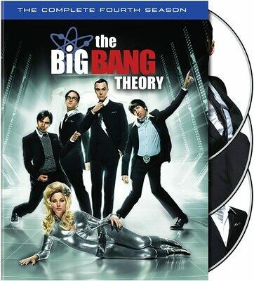 Big Bang Theory Season Four (7 day rental)