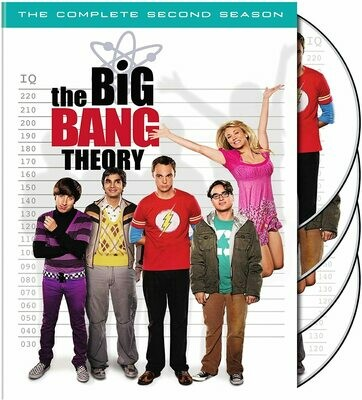 Big Bang Theory Season Two (7 day rental)