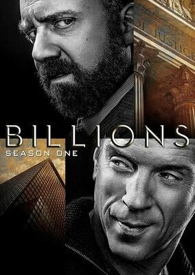 Billions Season One (7 day rental)