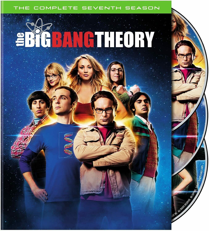 Big Bang Theory Season Seven (7 day rental)