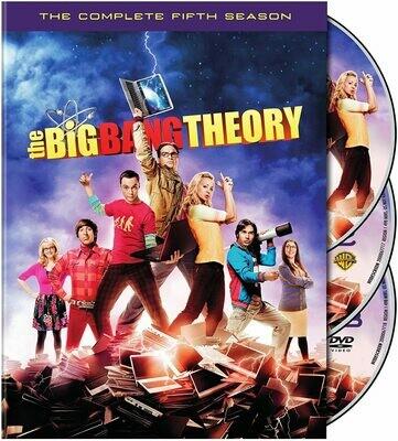 Big Bang Theory Season Five (7 day rental)