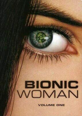 Bionic Woman Volume One (7 day rental)