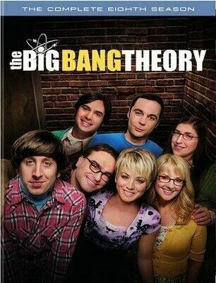 Big Bang Theory Season Eight (7 day rental)