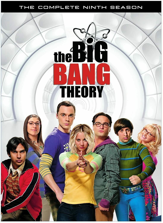 Big Bang Theory Season Nine (7 day rental)