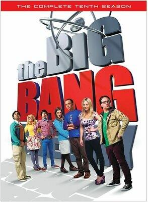 Big Bang Theory Season Ten (7 day rental)