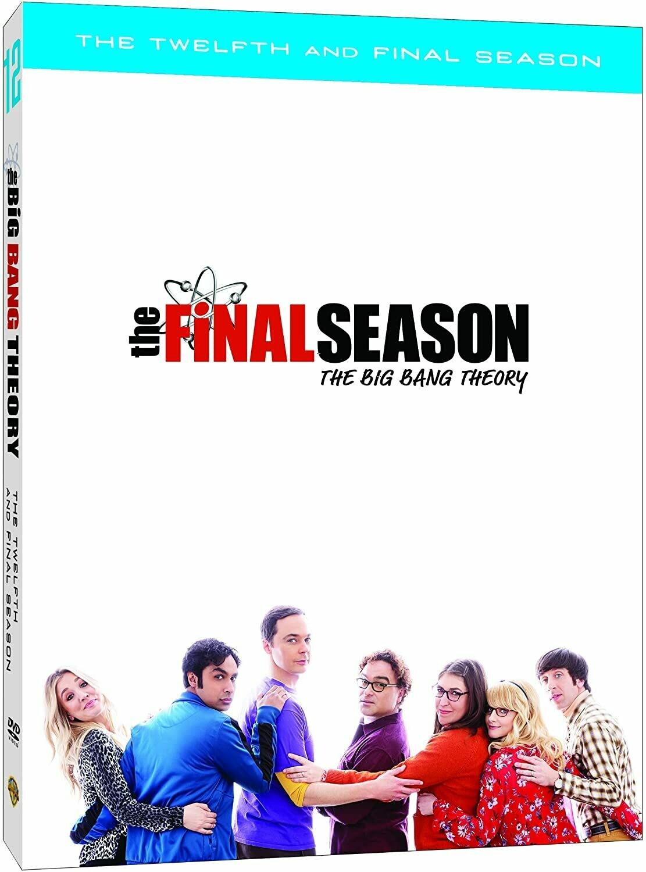 Big Bang Theory Season Twelve Final Season (7 day rental)