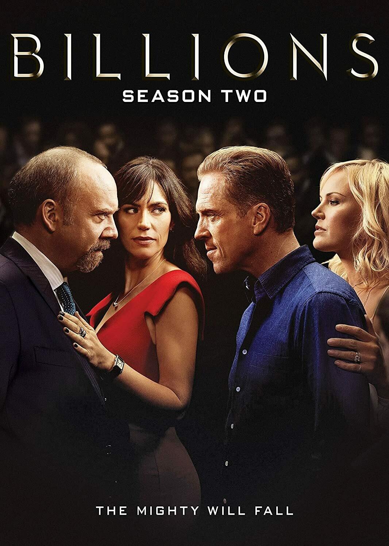 Billions Season Two (7 day rental)