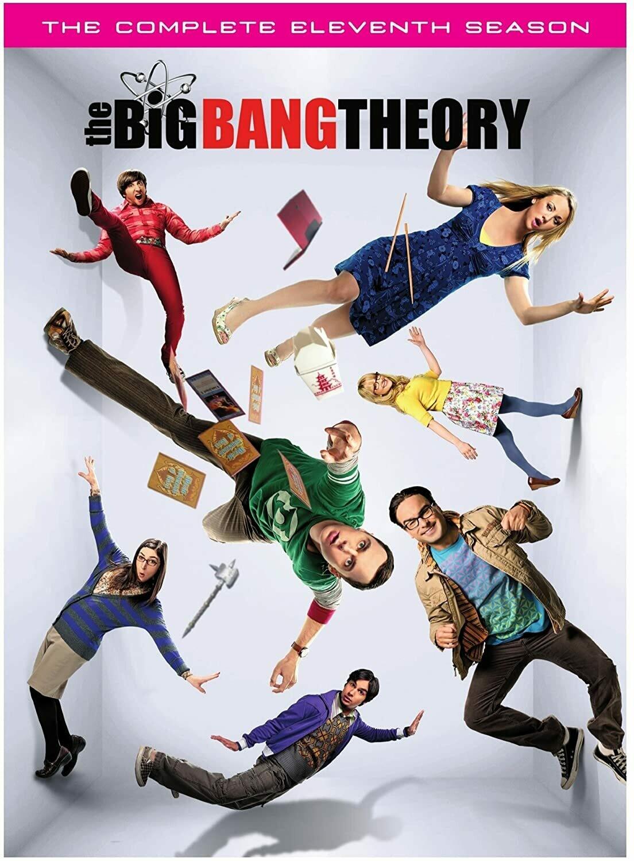 Big Bang Theory Season Eleven (7 day rental)