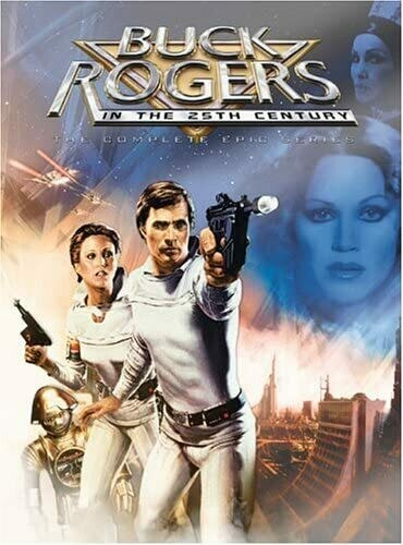 Buck Rogers In The 25th Century: The Complete Epic Series (7 day rental)
