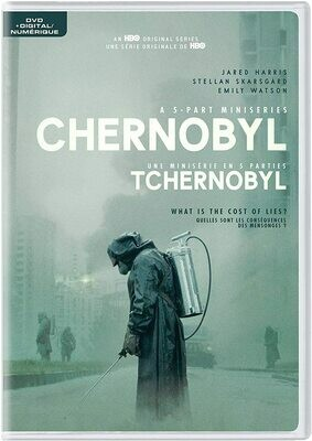 Chernobyl 5 Part Miniseries (7day rental)