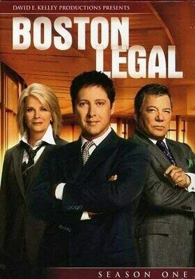 Boston Legal Season One (7 day rental)