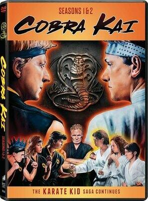Cobra Kai - Seasons 1 & 2 (7 day rental)