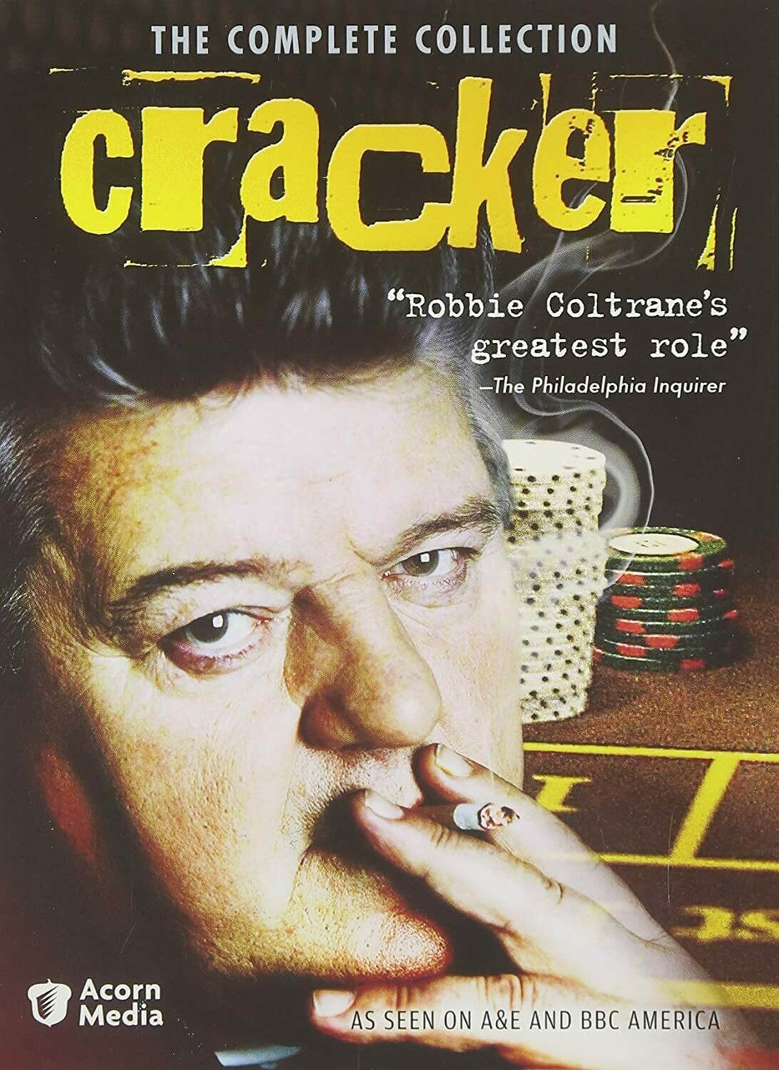 Cracker: The Complete Collection (7 day rental)