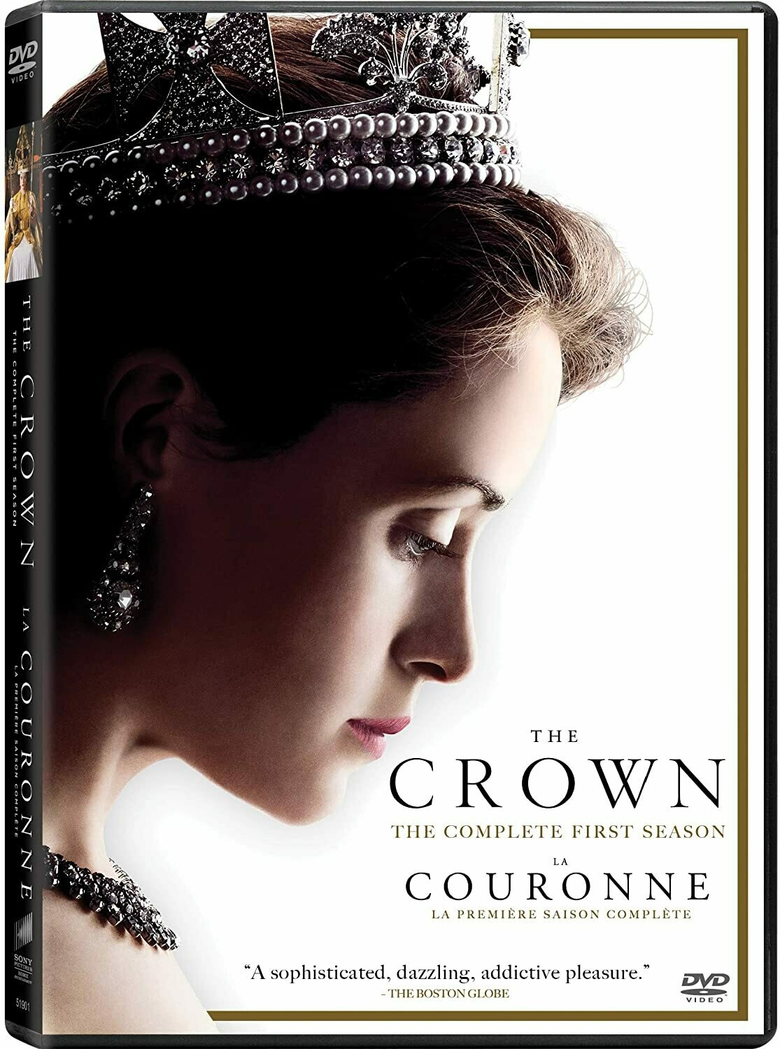 The Crown Season One (7 day rental)